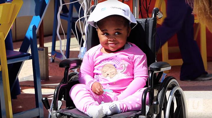 Mattel commits $50 million to UCLA Mattel Children's Hospital video